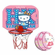 Mini Basket con Pallina Hello Kitty