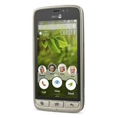 """8031 Champagne 8 GB 4G / LTE Display 4.5"""" Slot Micro SD Fotocamera 5 Mpx Android Europa"""