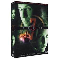 Dvd X Files (the) - Stagione 07