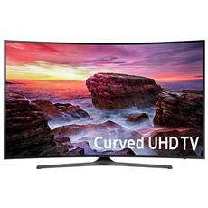 "TV LED Ultra HD 4K 55"" UE55MU6500 Smart TV Curvo"