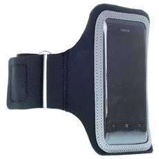 CP-024N Fascia da braccio Nero custodia per cellulare