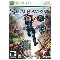 Videogioco Shadowrun per Xbox 360 Singolo Azione X3600126