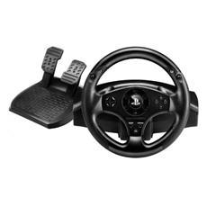 Volante + Pedali T80 RW per PS4