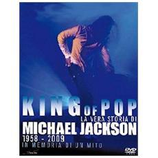 Dvd King Of Pop - La Vera Storia Di M. J.