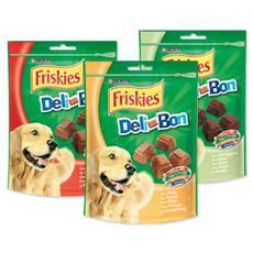 Cane, Snack Treats Delibon Pollo 130gr