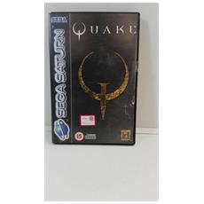 Saturn - Quake Gioco Nuovo Con Confezione Chiusa