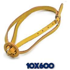 Pettorale Per Cani In Cuoio 10x600