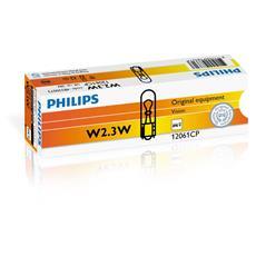 Sentiti al sicuro, guida con sicurezza. Lampade di segnalazione Philips. W2, 2,3 W, 12 V, 3 W.