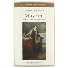 Mazzini (pagine tratte dell'epistolario)