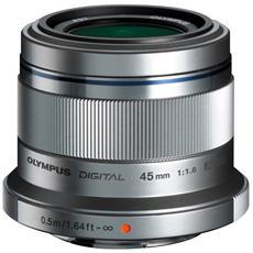 Obiettivo 45 mm F / 1.8 M Zuiko ED Attacco Micro 4/3