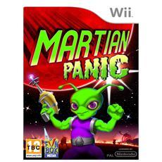 WII - Martian Panic