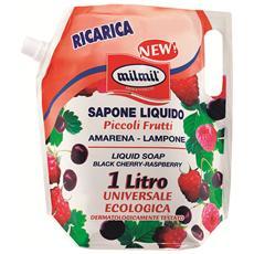 Sapone Liquido Piccoli Frutti Ricarica