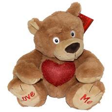 San Valentino peluche Orsetto Love Me