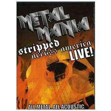 Vh-1 Classic: Metal Mania Stripped Acros