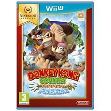WiiU - Donkey Kong Tropical Freeze Select