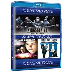 Final Fantasy - 3 Movie Collection (3 Blu-Ray)
