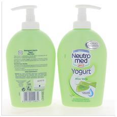 Sapone Liquido 300 Yogurt Aloe
