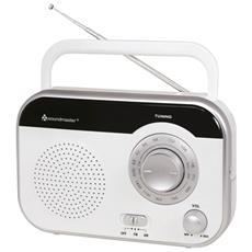 TR410WS, Portatile, Analogico, AM, FM