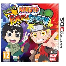 N3DS - Naruto Powerful Shippuden