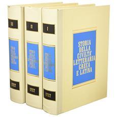 Storia della civiltà letteraria greca e latina