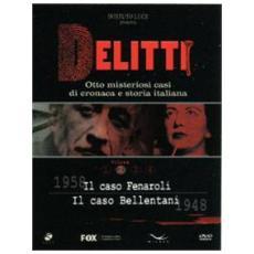 Dvd Delitti #02 (2 Dvd)