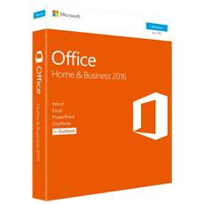 Office Home & Business 2016 Medialess per Windows 1 Licenza completa (Italiano)