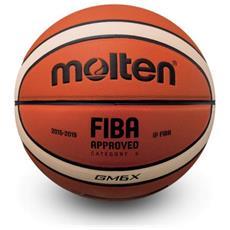 Bgm6x Pallone Basket Misura