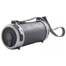 SOUND TUBE XL, 2.1 system, Con cavo e senza cavo, Batteria, Bluetooth / 3.5 mm, Cellulare / Smartphone, Tubo