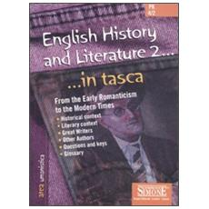 English history and literature. Vol. 2