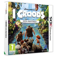 N3DS - I Croods: Festa Preistorica