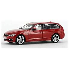 91032 Bmw F31 3 Touring Melbourne Red Lhd Modellino