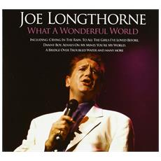Joe Longthorne - What A Woderful World