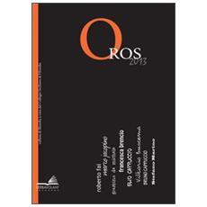 Oros 2013 filosofia e critica delle idee