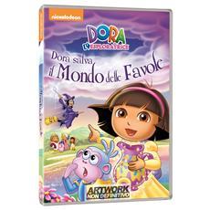 Dora L'Esploratrice - Dora Salva Il Mondo Delle Favole