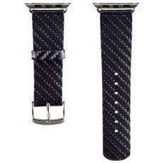 Cinturino in carbonio per Apple Watch da 38mm - Blu