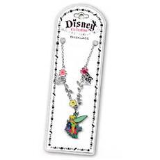 Disney Fairies - Collanina Con Ciondolo In Metallo