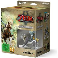 WiiU - The Legend of Zelda: Twilight Princess HD Limited Edition