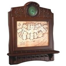 Borsa The Hobbit Bag End Map Plaque Key Holder