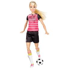 Barbie Calciatrice