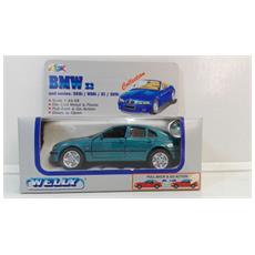 Modello Di Auto 1:36 - Bmw Z3 - Verde Acqua