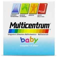 Multicentrum Baby 14 Bustine Effervescente Pfizer Italia Div Consum Healt