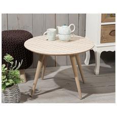 Tavolino Rotondo Art. 45515