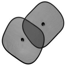 Set 2 Tendine Parasole Oscuranti Con Ventose Per Finestrino Auto