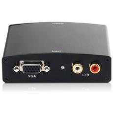 IDATA CN-VGA - Convertitore da VGA / Audio a HDMI