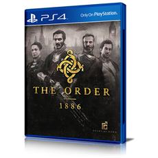 SONY - PS4 - The Order: 1886