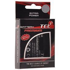 Batteria Ricambio Maggiorata Originale Tel1 2500 Mah Per Galaxy A5 A500 Ba500abe