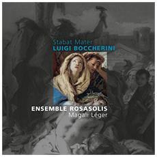 Ensemble Rosasolis - Magali Leger - Boccherini - Stabat Mater