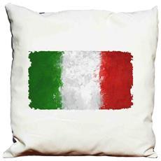 Cuscino Decorativo Bandiera Italia