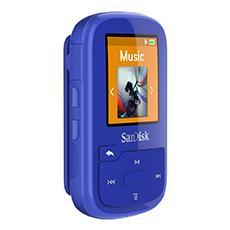 SDMX28-016G-G46B, MP3, Flash-media, Blu, LCD, FM, 128 x 128 Pixel