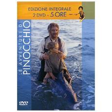 DVD AVVENTURE DI PINOCCHIO (LE) (2DVDvi)